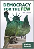 Bundle: Democracy for the Few, 9th + CourseReader Printed Access Card for American Government (1111654344) by Parenti, Michael