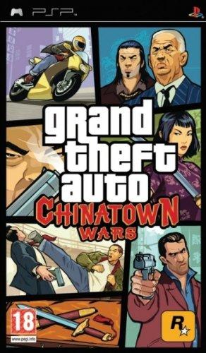 GIOCO PSP GTA CHINATOWN