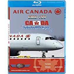 Air Canada Embraer 190 Winter Ops [Blu-ray]