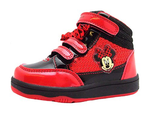 Disney Solano, Sneaker bambine Nero nero, Nero (nero), 12 UK
