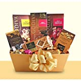 Godiva Milk Chocolate Expressions Gift Basket