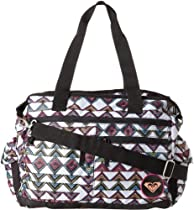 Roxy Juniors Carry All Carry On Bag, Sea Salt, One Size