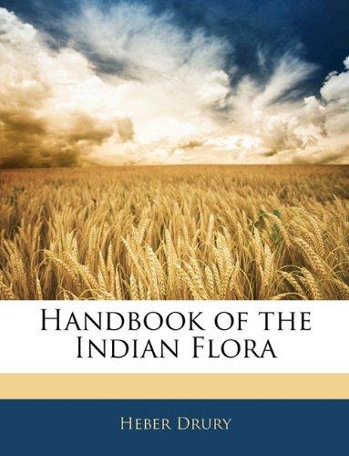 Handbook of the Indian Flora