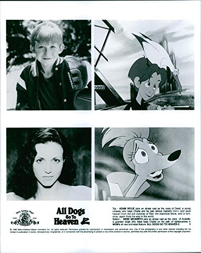 vintage-photo-of-adam-wylie-and-bebe-neuwirth-join-an-all-star-casts-as-the-voices-of-david-and-anab