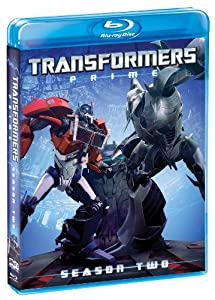 Transformers: Prime - Season Two [Blu-ray]