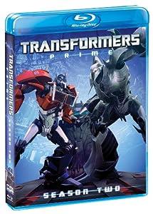 Transformers Prime: Season Two [Bluray] [Region A] [NTSC] [US Import]