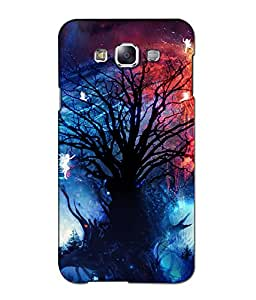 Crazymonk Premium Digital Printed 3D Back Cover For Samsung Galaxy J5
