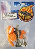 Brickforge - Orange Powered Assault Commando Accessories (minifig not included)