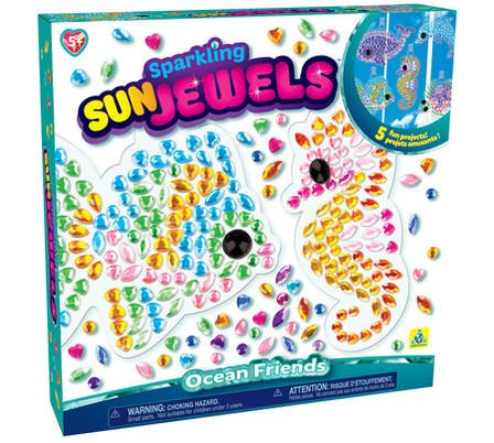 The Orb Factory Sun Jewels Ocean Friends Kit