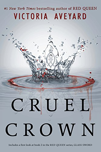 Cruel Crown (Red Queen Novella) - Malaysia Online Bookstore