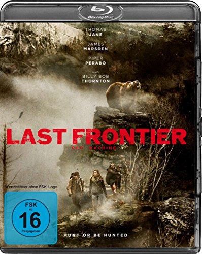Last Frontier [Blu-ray]