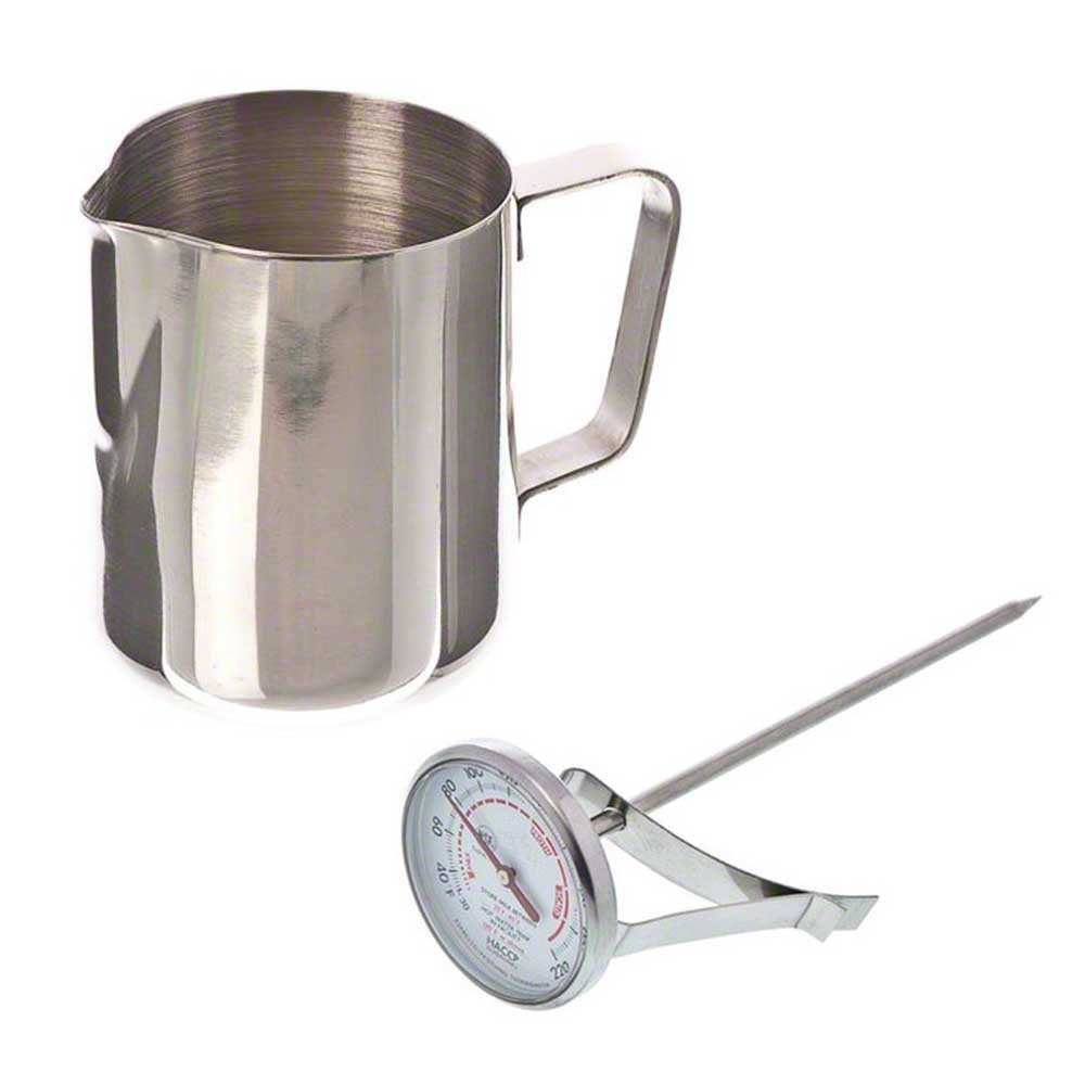 steaming milk without machine