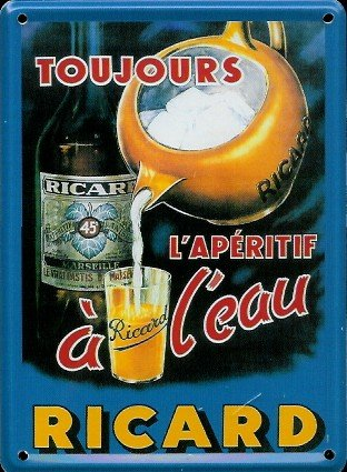 ricard-mini-plaque-reklamewelt-ricard-aperitif-8-x-11-cm-motif-panneau-dindication-en-metal-sign-tin