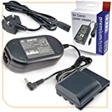 PremiumDigital Canon EOS 400D Replacement AC Power Adapter