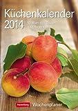 Küchenkalender 2014: Harenberg Wochenplaner. 53 Blatt mit Zitaten und Rezepten