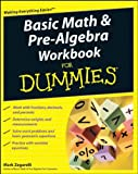 img - for Basic Math and Pre-Algebra Workbook For Dummies book / textbook / text book