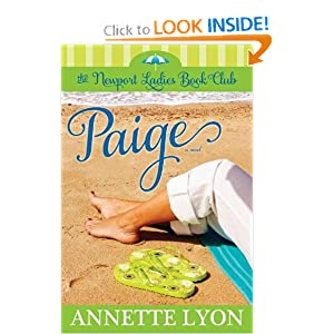 The Newport Ladies Book Club: Paige
