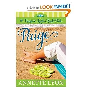 The Newport Ladies Book Club: Paige