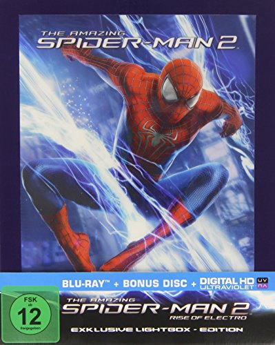 The Amazing Spider-Man 2: Rise of Electro - Lightbox Edition [Blu-ray]