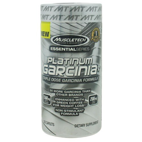 Muscletech Products - Platinum Essential Series Garcinia Plu
