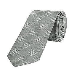 Park Avenue Grey Men's Tie