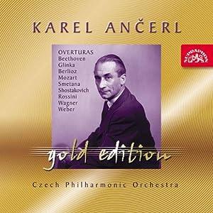 Ancerl Gold Edition, Vol. 29 - Ouvertures Célèbres