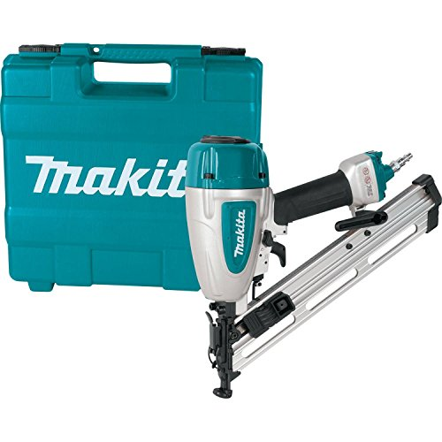 Great Deal! Makita AF635 15 Gauge, 2-1/2 Angled Finish Nailer, 34⁰,