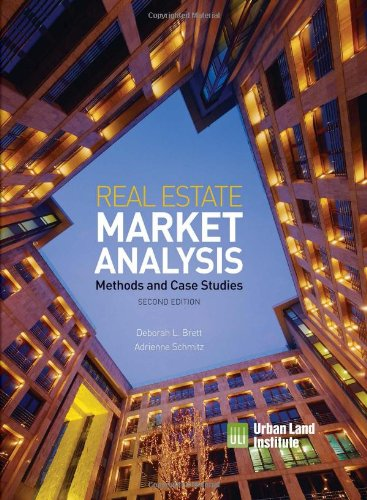 Real Estate Market Analysis: Methods and Case Studies,...