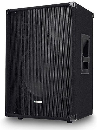 McGrey-SL-123-3-Wege-DJ-PA-Lautsprecher-Box-30cm-12-Subwoofer-600W-Passiv-2-Wege-System-Holzgehuse