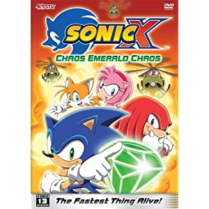 Sonic X: Chaos Emerald Chaos (Season 2) movie
