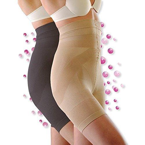 Lanaform Damen Abnehmen Shorts Beauty Form Alto Mit Mikrokapseln – Beige, 36/38 jetzt bestellen