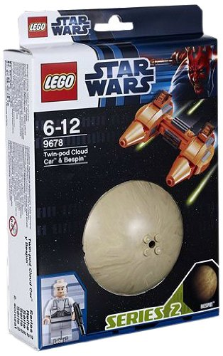 51eaFP CS L Buy  LEGO Star Wars Twin Pod Cloud Car & Bespin