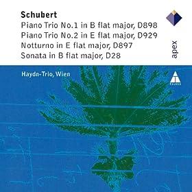 Sonata In B Flat Major For Piano Trio [1812]