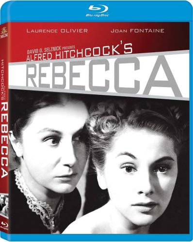 Cover art for  Rebecca [Blu-ray]