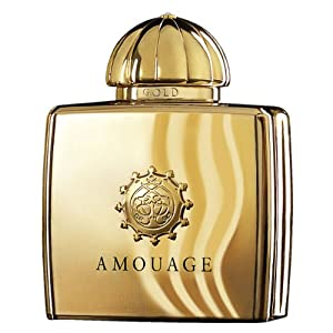 Amouage Gold Eau De Parfum Spray for Women, 1.7 Ounce