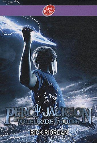 Percy Jackson n° 1 Le Voleur de foudre