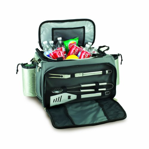 Picnic Time Vulcan All-In-One Tailgating Cooler/BBQ