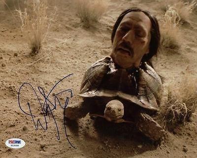 Danny Trejo Machete Kills Signed 8X10 Photo #X12058 - Psa/Dna Certifie