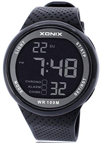 xonix-mens-led-multi-function-digital-waterproof-100m-sports-black-watch