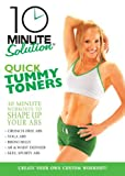 10 Minute Solution: Quick Tummy Toners (Full) [DVD] [Import]