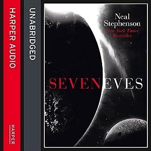 Seveneves Hörbuch von Neal Stephenson Gesprochen von: Peter Brooke