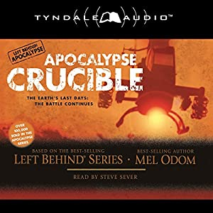 Apocalypse Crucible Audiobook