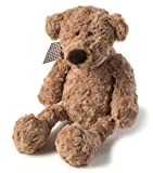 JOON-Charles-Rosy-Plush-Teddy-Bear-Light-Brown-10-Inches