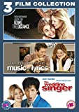 Going the Distance/Music and Lyrics /The Wedding Singer Triple Pack [DVD] [2012]