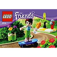 Lego FRIENDS 30101 Skateboarder Mia
