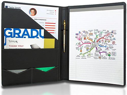 save 50 stylio padfolio resume portfolio folder