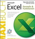 Microsoft Excel: Formeln & Funktionen - Das Maxibuch, 2., aktualisierte und erweiterte Auflage: ... 2010