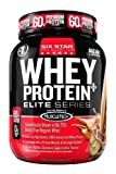 Six Star Pro Nutrition Elite Series Whey Protein Powder 2lb Chocolate
