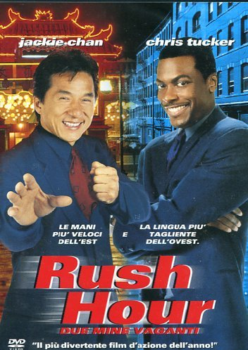 Rush hour [IT Import]