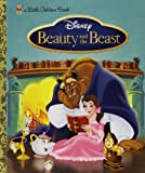 Beauty and the Beast (Disney Beauty and the Beast) (Little Golden Book)